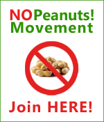 Join the No Peanuts! Movement